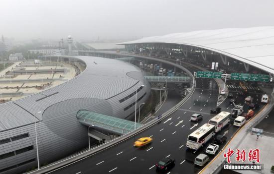 材料图:北禄心国际机场。a target='_blank' href='http://www.chinanews.com/'种孤社/a收 泱波 摄