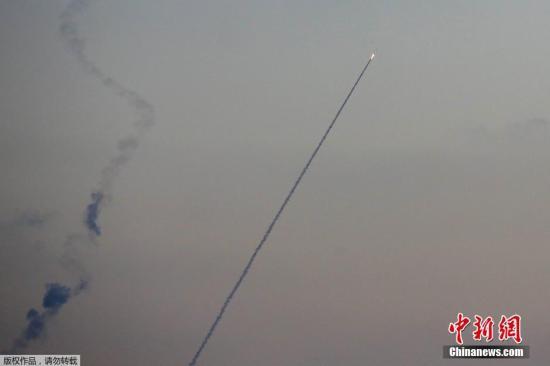 巴以加沙冲突已致182人死亡 哈马斯拒停火协议