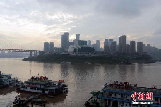 资料图:嘉陵江。<a target='_blank' href='http://www.chinanews.com/'>中新社</a>发 钟桂林 摄 图片来源:CNSPHOTO