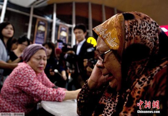 MH17乘客家属聚集吉隆坡机场 要求官方公开信息