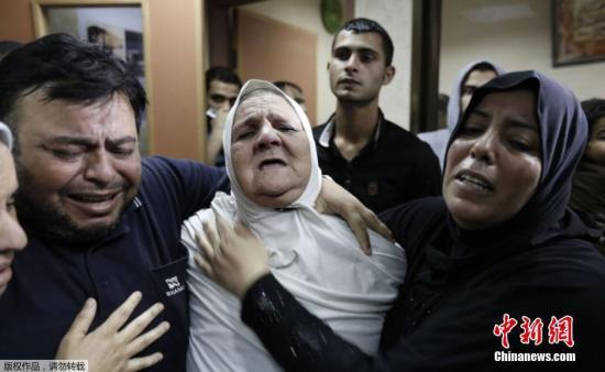 克里称巴以停火取得进展 联合国向以色列施压