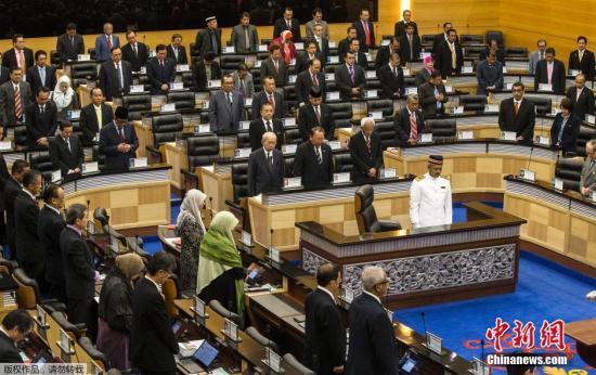 马来西亚反对党领袖就MH17坠机事件力挺纳吉布