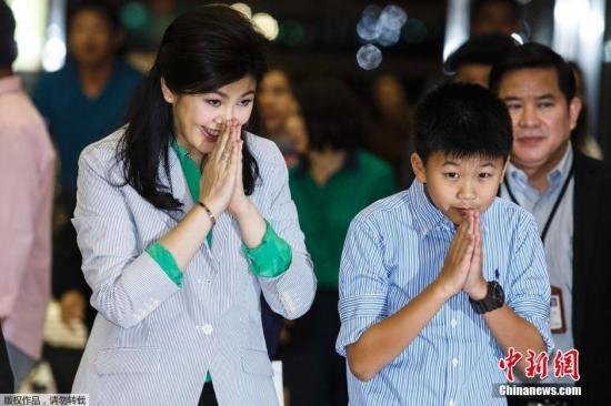 泰选举委员会延迟英拉选举弊案调查 将严格审理