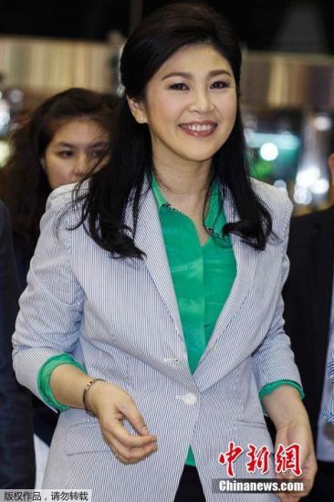 英拉向泰国最高检提请增录证词 未打算推迟回国