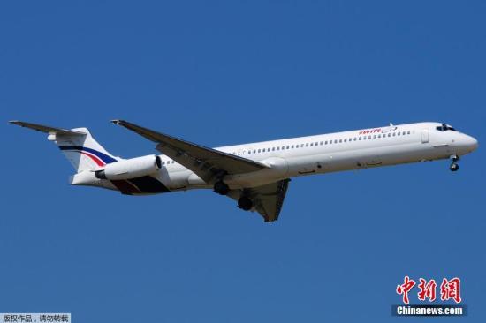 法国政府确认阿尔及利亚航空飞机坠毁在马里