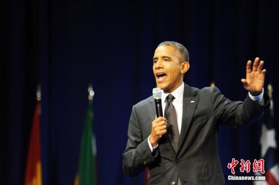 英媒:美国应调整对非战略 重点向经贸合作转变