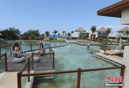 资料图:巴厘岛。刘可耕 摄