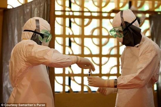 忧心埃博拉病毒跨洲传播 欧洲亚洲提高警觉戒备