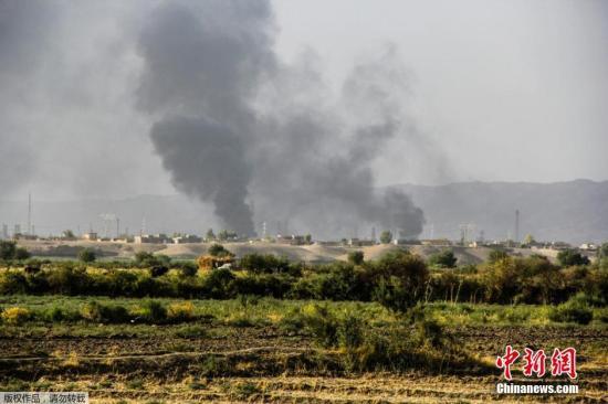 伊拉克叛军逼近库尔德首府 升起黑色旗帜