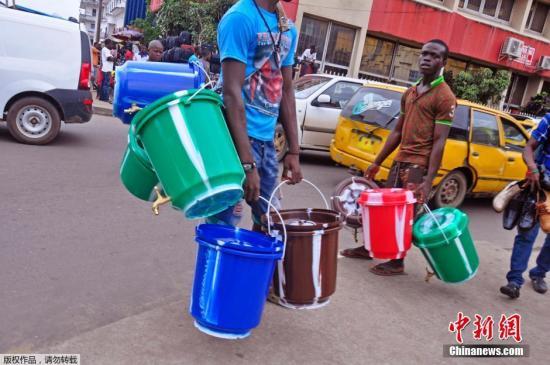 埃博拉肆虐 世界卫生组织宣布处于健康紧急状态