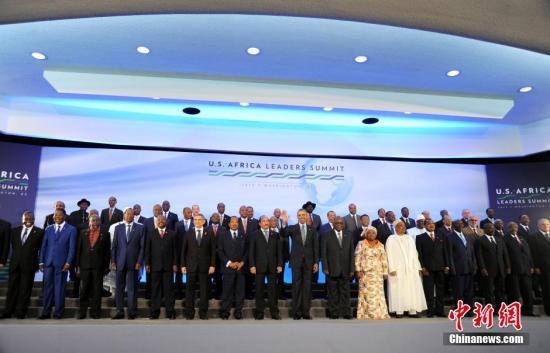 南非总统:美非峰会重新定义双边关系