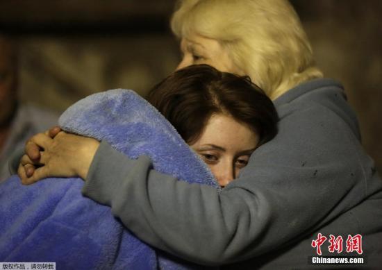 顿涅茨克地区幼儿园遭炮击 媒体称致10名儿童死