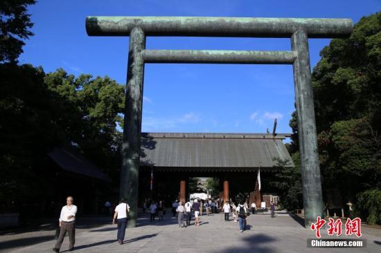 日本跨党派议联集体参拜靖国神社 此前曾多次前往