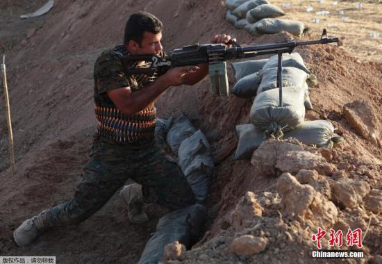 美国防长称ISIL为迄今所见最强大恐怖势力