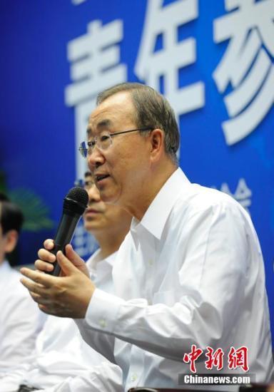 联合国秘书长潘基文21日访问朝鲜 系二十余年来首次