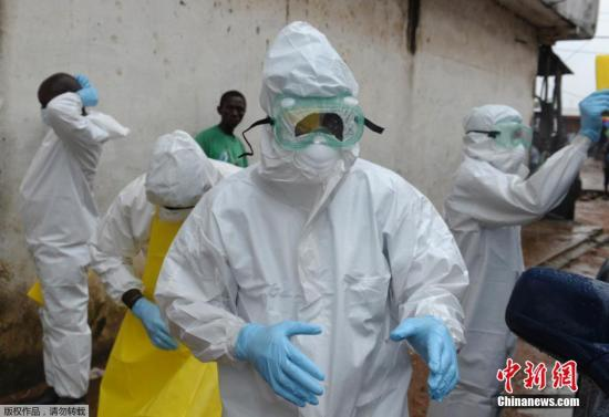 世卫组织:超120名医护人员在埃博拉疫情中丧生