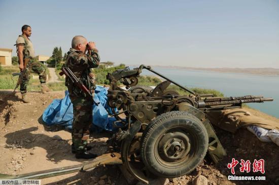美军再次对伊拉克极端组织空袭 已进行101次