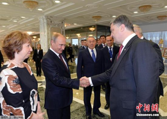 俄总统发言人:俄乌元首就乌东部问题交换意见
