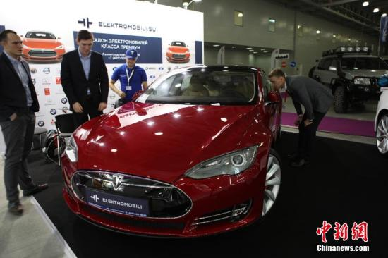 Tesla sets up new leasing company in China
