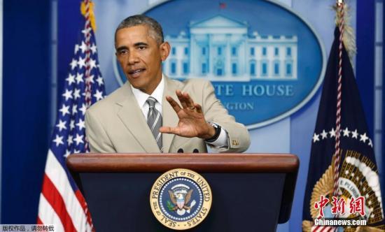 英媒:奥巴马对极端组织无作为 领导地位临考验