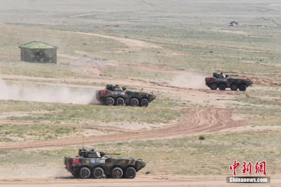 """上合组织将在俄举行""""和平使命-2018""""联合军演"""