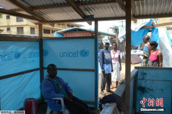 美国向塞拉利昂捐助5辆救护车 帮助应对埃博拉