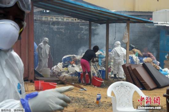 刚果埃博拉病例一周内翻番 泰国疑现疑似病例
