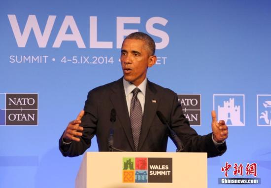 奥巴马取消原定行程 呼吁采取积极措施抗埃博拉