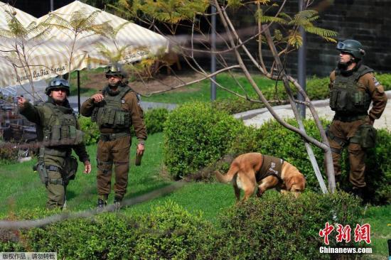 智利一周内遭3次爆炸袭击 警方展开全面调查