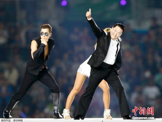 鸟叔PSY《江南Style》YouTube点击量破26亿