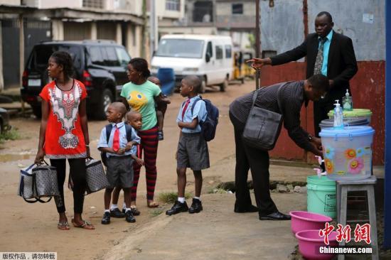 埃博拉严重破坏西非农业 粮农组织拟助贫困家庭