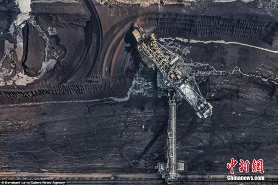 煤矿场。 (资料图)