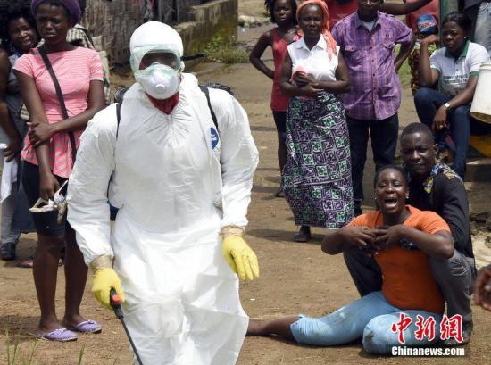 俄罗斯无证据证明人为因素导致埃博拉疫情爆发