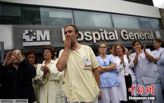 世卫组织官员:欧洲埃博拉病毒蔓延风险较低