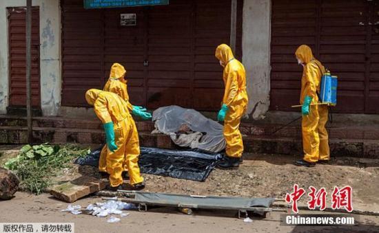 潘基文任命3名危机管理专员 助西非抗击埃博拉