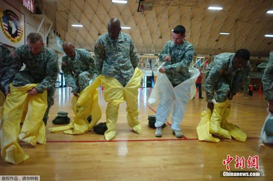 美国防埃博拉加强筛检西非游客 限制入境落地机场