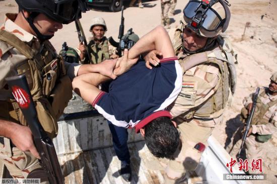 """美称伊拉克无法反攻""""伊斯兰国"""" 需数月训练"""