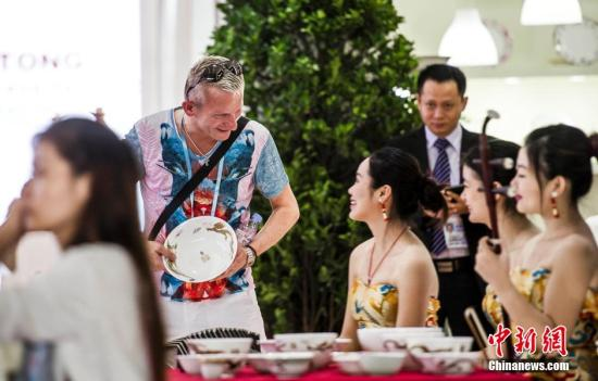 第123届广交会开幕 中国企业积极开拓多元化市场