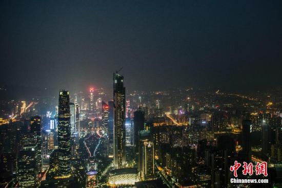 资料图:广州。中新社发 龙宇阳 摄