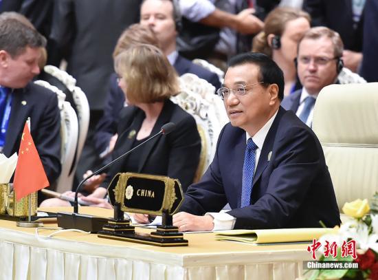 理等非传统安全问题是国际社会面临的严峻挑战.中方支持峰会就此