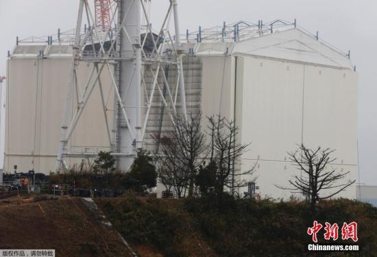 材料图:东电祸岛第一核电站。
