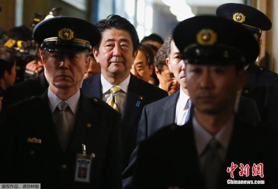 日本学者:安倍解散众院旨在刷新格局维持支持率