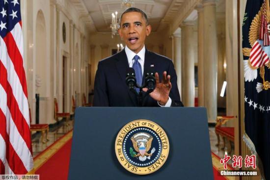 民调显示:美国人对奥巴马新移民政令看法不一