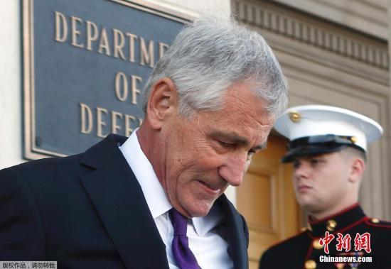 美媒:美防长哈格尔出局 白宫掌舵美国国家安全