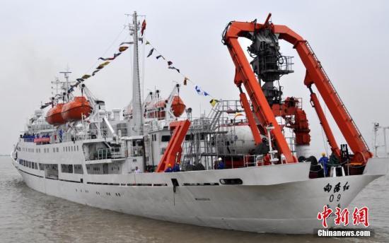 中国建成世界最大海洋微生物资源库 实现多项第一