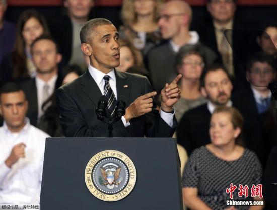 奥巴马国情咨文将走经济民粹路 拟向富人开刀