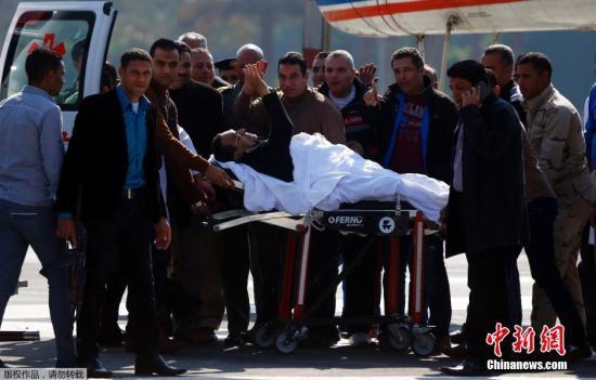 穆巴拉克无罪判决发酵 埃及检方决定提出上诉