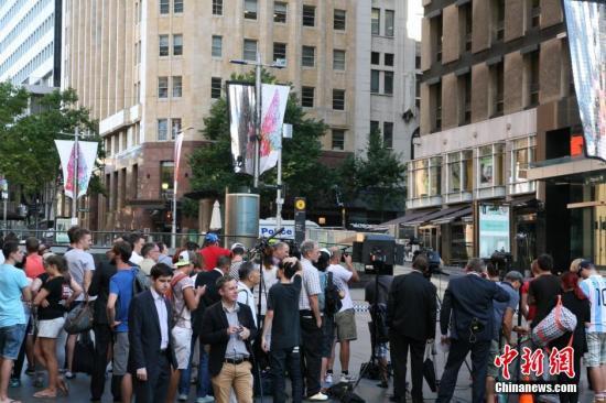 悉尼人质劫持案枪手或因不满政府 自比阿桑奇