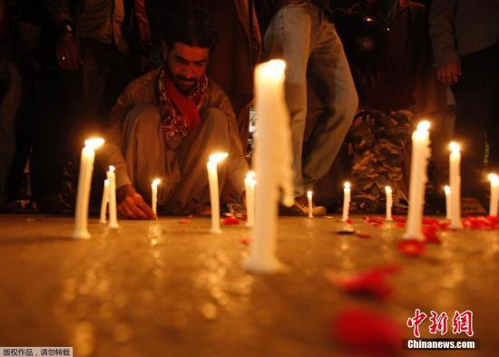 阿富汗塔利班谴责巴基斯坦学校遭袭 称违背其原则