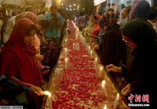 马拉拉称对巴基斯坦学校遭袭心碎 但不会被击倒